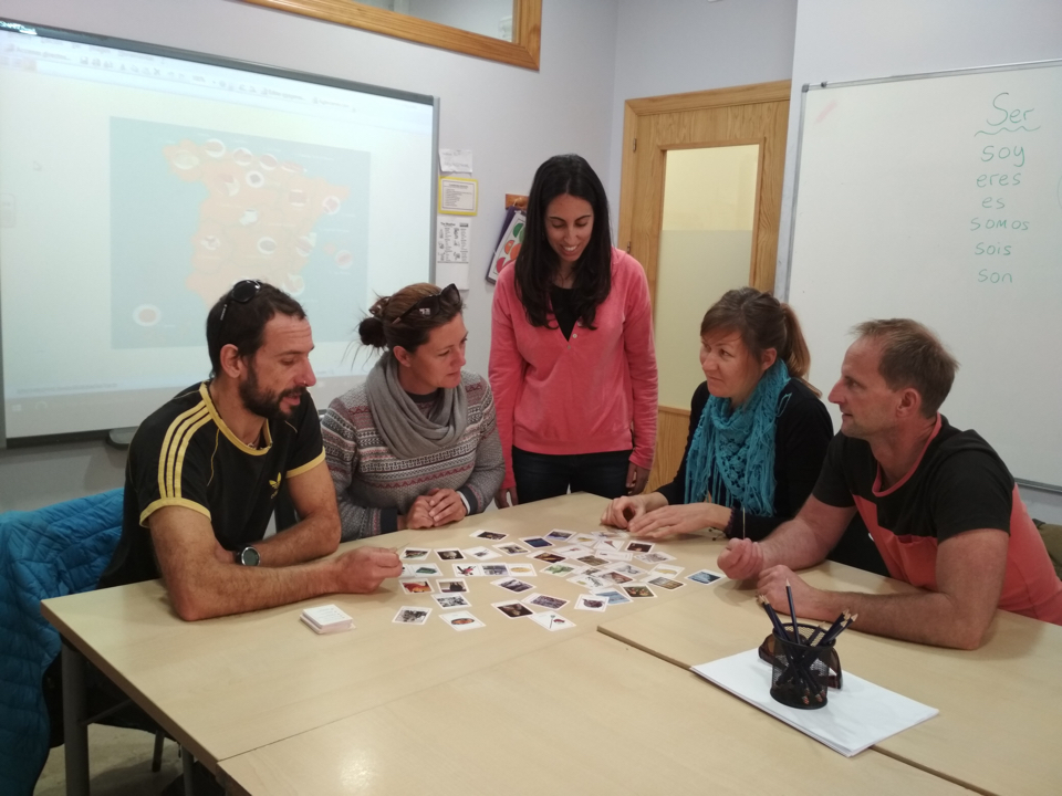 Spanish Courses for Local Resident
